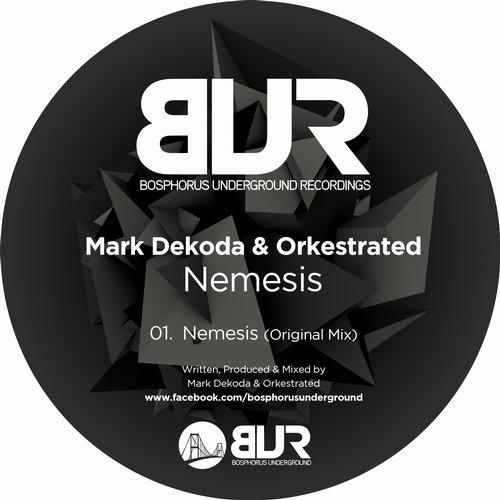 Orkestrated, Mark Dekoda - Nemesis [BU480]